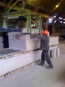 производство газоблока в Харькове